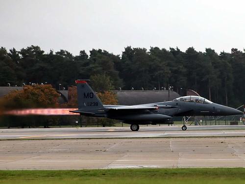 90-0238 MO F-15E Strike Eagle Lakenheath. 5-10-20