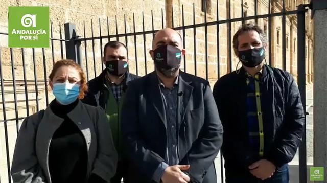 AxSí Parlamento Andalucía