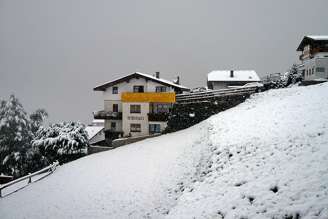 Nauders in the snow ... (1110322)
