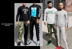 Gotti Outfit @ MAN CAVE