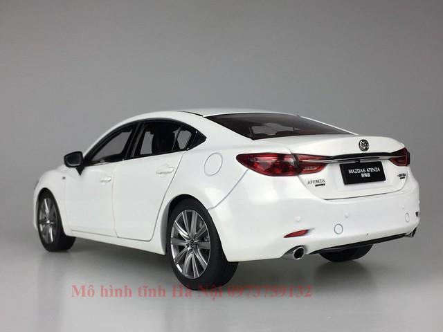 mo hinh o to mazda 6 2021 xe hoi diecast model car san pham qua tang Paudi 1 18 (8)