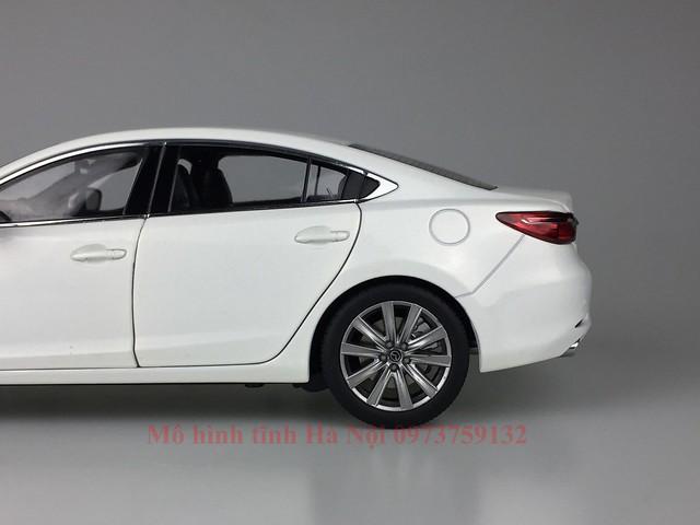 mo hinh o to mazda 6 2021 xe hoi diecast model car san pham qua tang Paudi 1 18 (6)