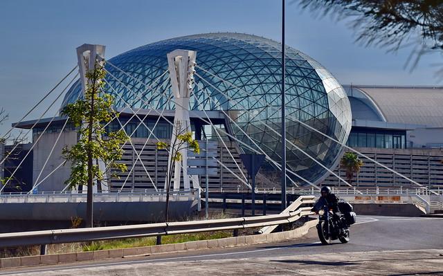 The glass bubble