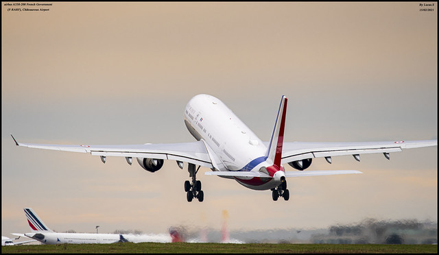 airbus A330-200 French Government (F-RARF)