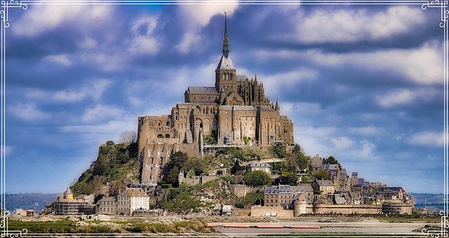 Sa majesté Le Mont Saint-Michel
