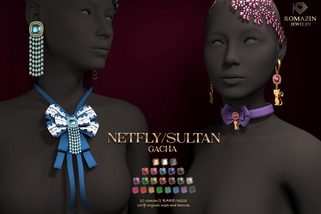 Romazin – GACHA <Netfly/Sultan>@LOOTBOX