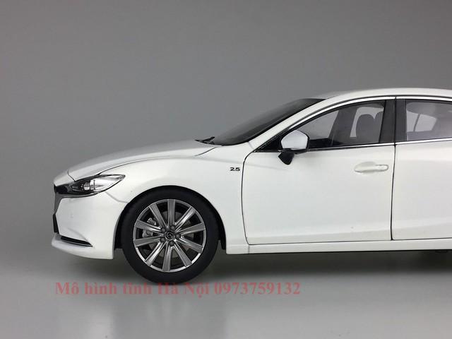 mo hinh o to mazda 6 2021 xe hoi diecast model car san pham qua tang Paudi 1 18 (5)