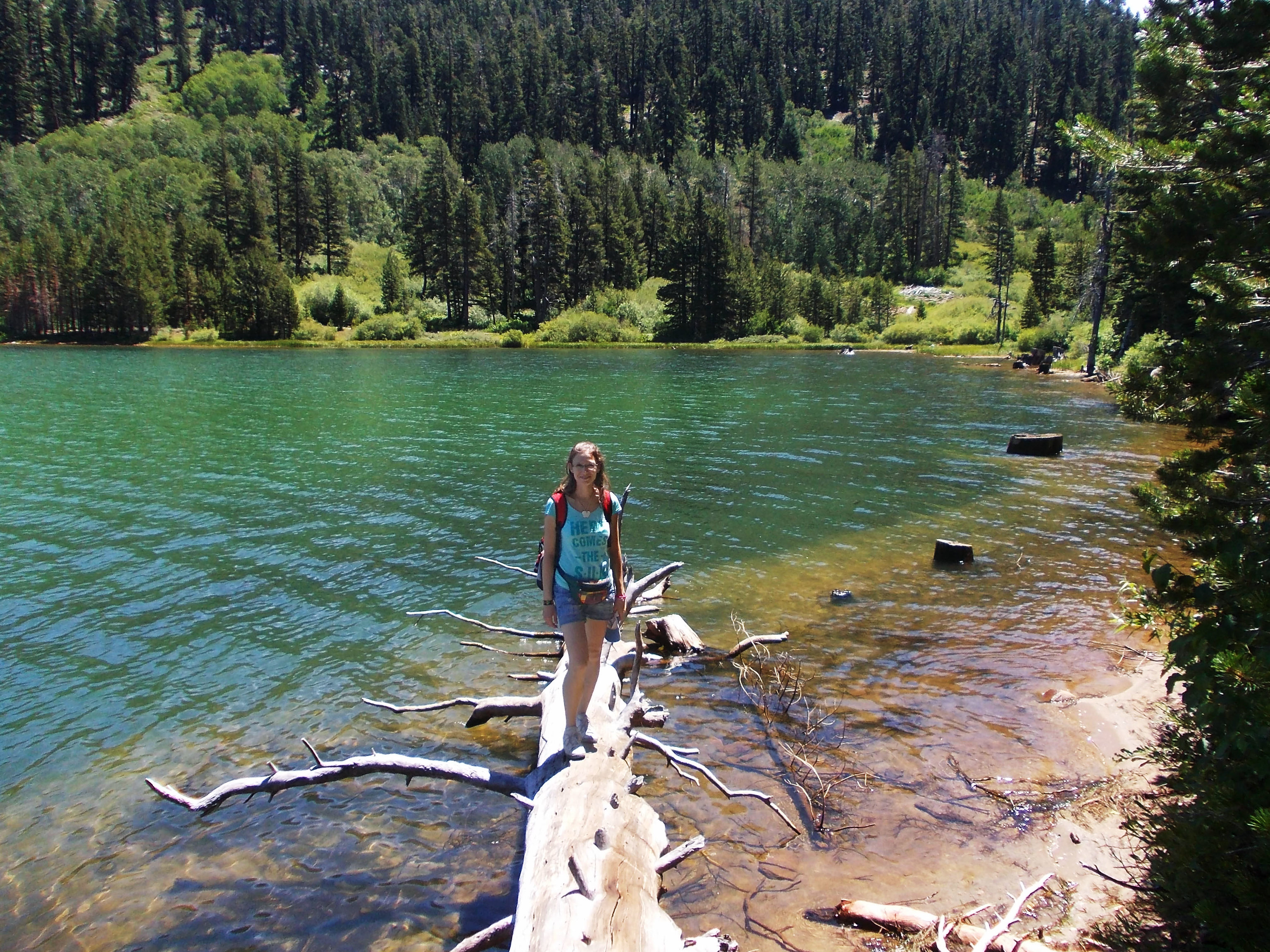 Marlette Lake, Lake Tahoe, California, USA