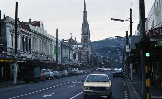 George Street looking North c1987