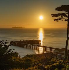 Torpedo Wharf Sunrise