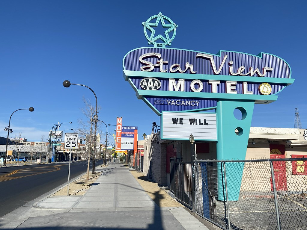 We will miss you, Las Vegas, February 2021 - Ron Mader - Flickr