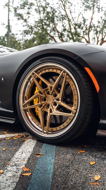 ANRKY Wheels - Ferrari 812 Superfast | X-Series S3-X3