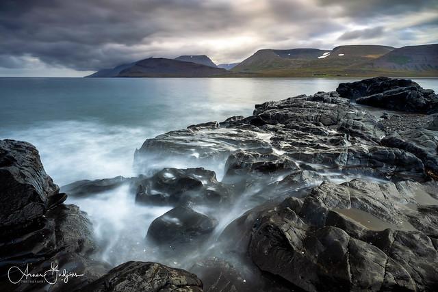 Seascape - westfjords
