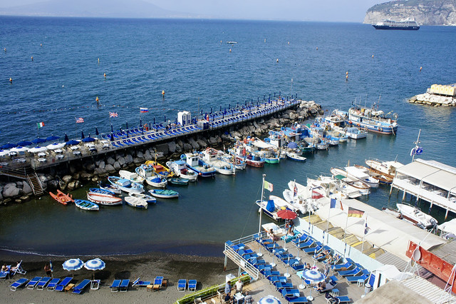 Sorrento - Marina Grande