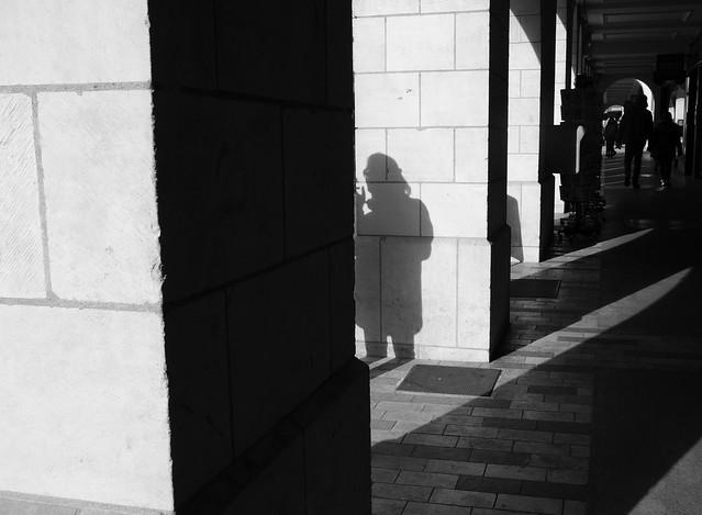 L'ombre sur la mesure