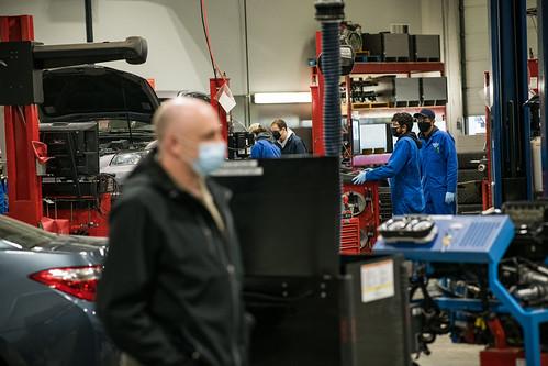 Chilliwack Ford truck donation UFV TTC 2021-5