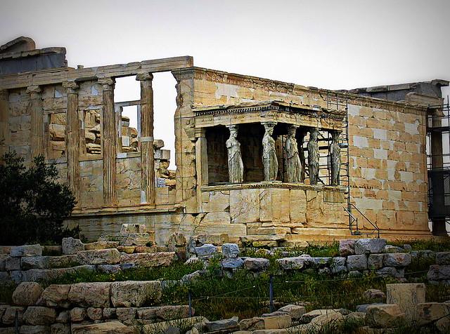 Atenas_Cariatides
