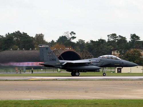 92-0366 MO F-15E Strike Eagle Lakenheath.. 5-10-20