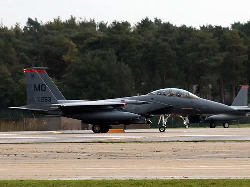90-0253 MO F-15E Strike Eagle Lakenheath 5-10-20