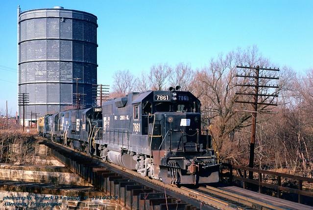 CR 7861-2607-3014-2759-3624, ALOI-6, Allentown, PA. 12-16-1978