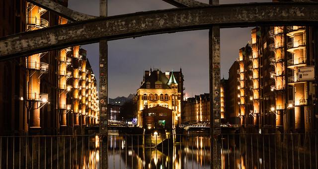 Wasserschloss, Hamburg II (in Explore)