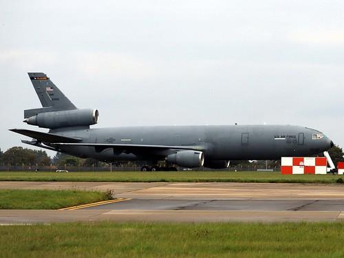 86-0028 KC-10A Extender Mildenhall 5-10-20