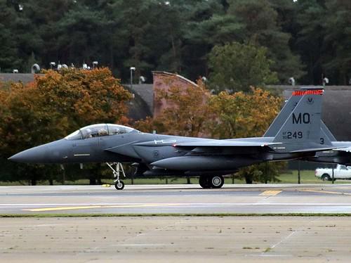 90-0249 MO F-15E Strike Eagle Lakenheath 5-10-20