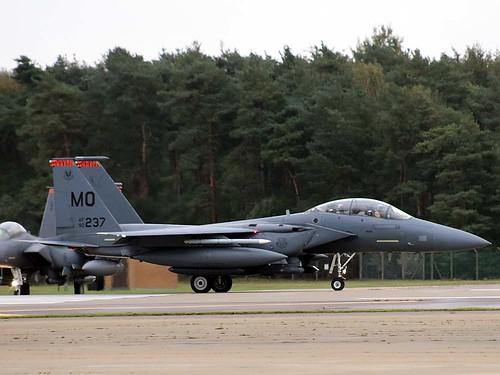 90-0237 MO F-15E Strike Eagle Lakenheath 5-10-20