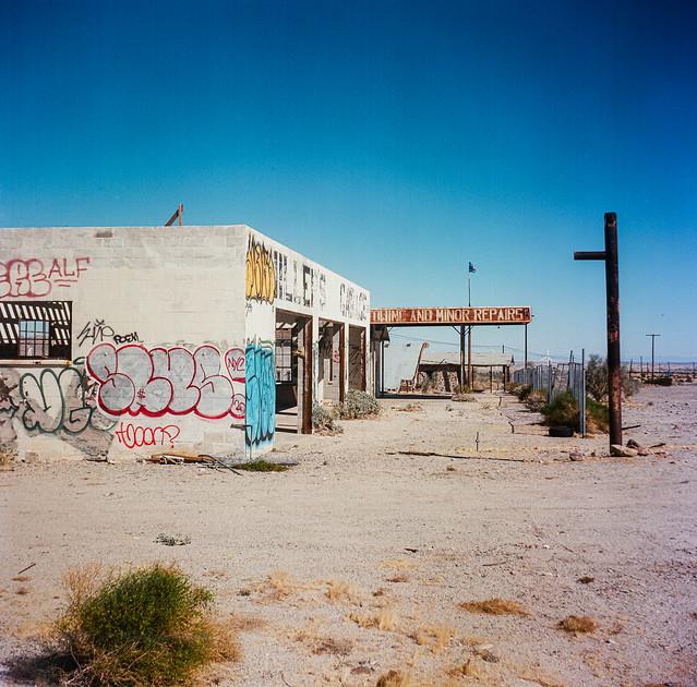 Millers Garage #1