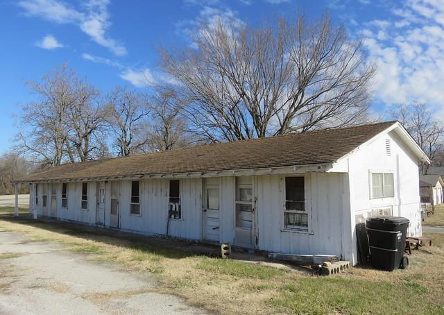 Old Chelsea Motel (Chelsea, Oklahoma)