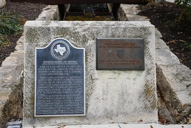 Acequia Madre de Valero (San Antonio, Texas)