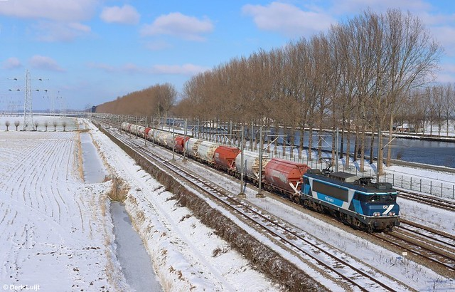 TCS/Lineas 101001, Loenersloot, 12-2-2021 14:35