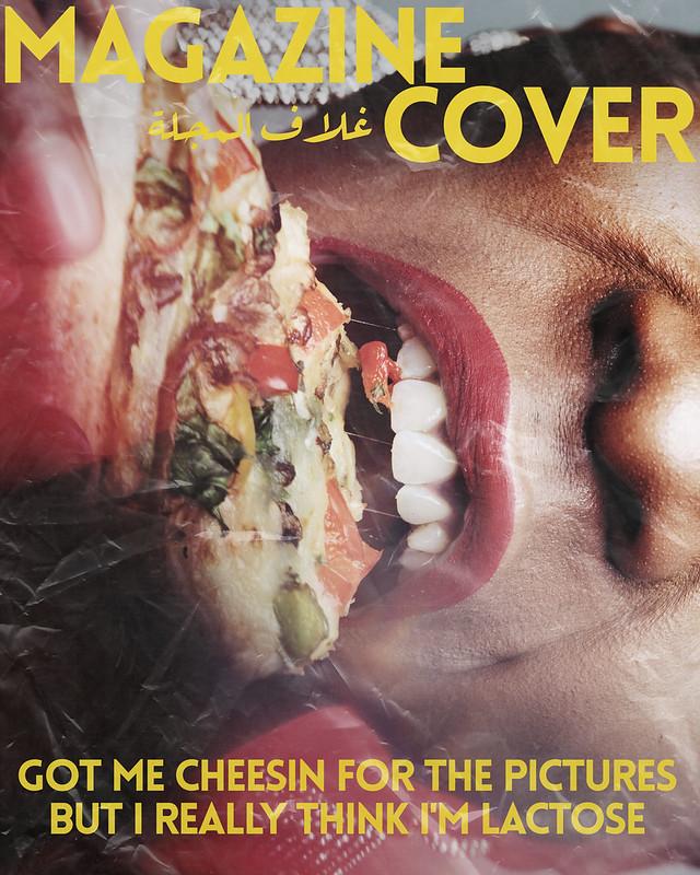 Magazine Cover - Lactose