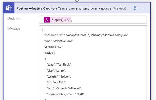 adaptivecard_config