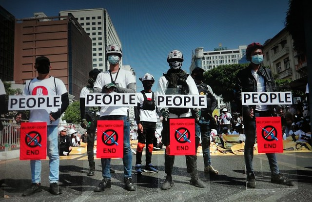 the people, not the police