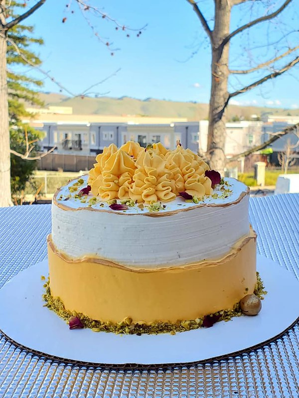 Cake from Bake by Passion