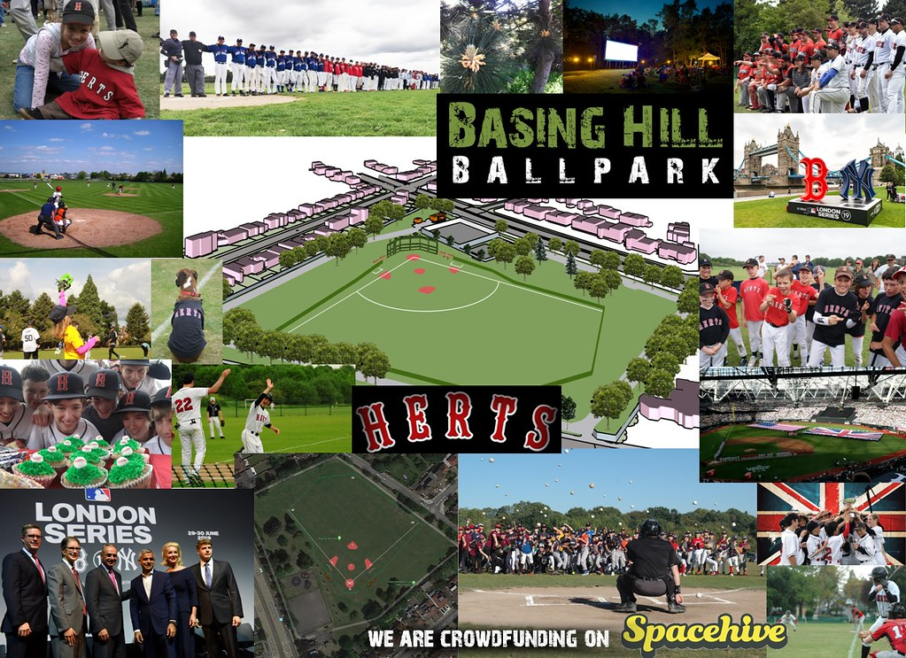 Basing Hill Ballpark campaign boosted after Barnet pledges £4,000