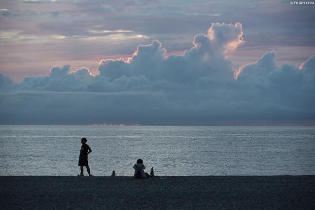 花蓮・七星潭 ∣ Chihsingtan Beach・Hualien