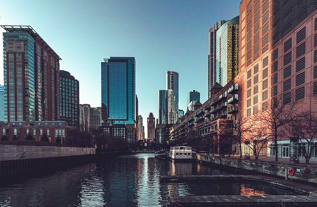 Chicago Winter's Day VI
