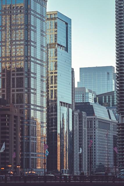 Chicago Winter's Day VII