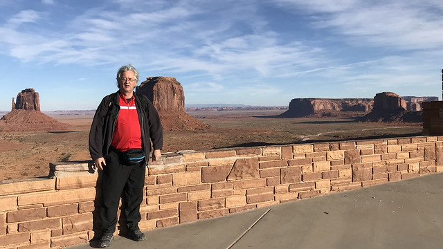 Arizona/Utah - Oljato-Monument Valley: prepare for exploration of the unique landscape on property of the Navajo Nation