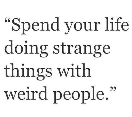 strangeweird