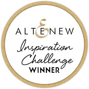 Altenew Challenge Winner