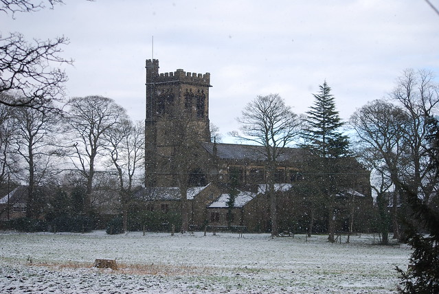 St.Matthews in winter