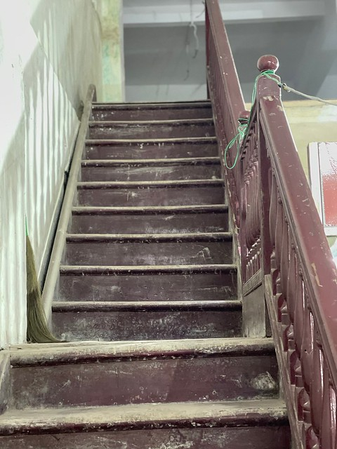 City Monument - Old Connaught Place Staircase, A Block, Inner Circle
