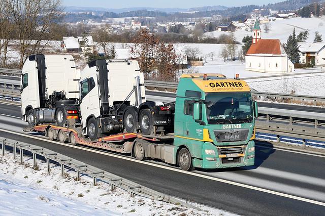 MAN TGX 18.500  Gartner Intertrans Hungaria