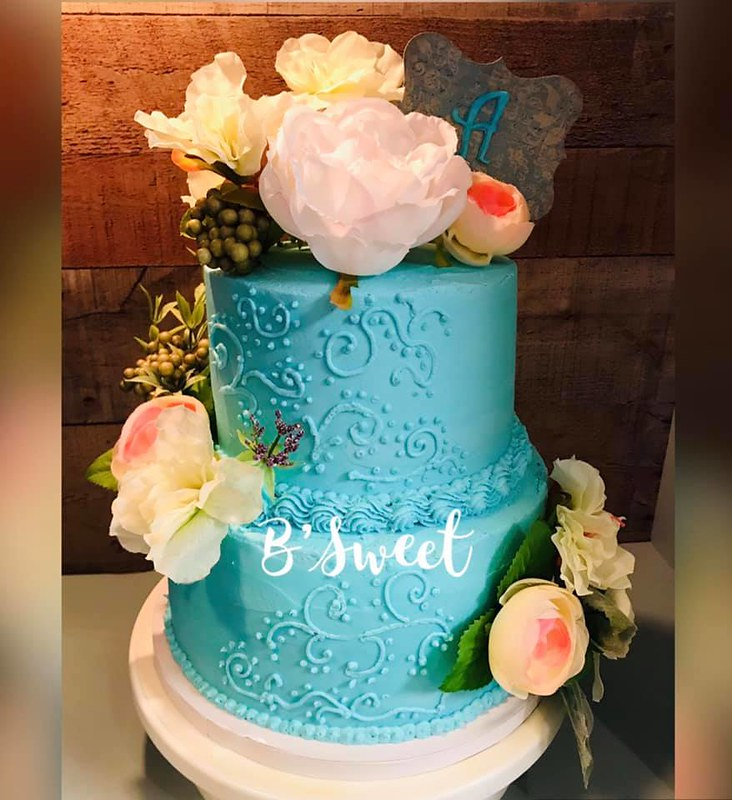 Cake from B'Sweet by Astrid
