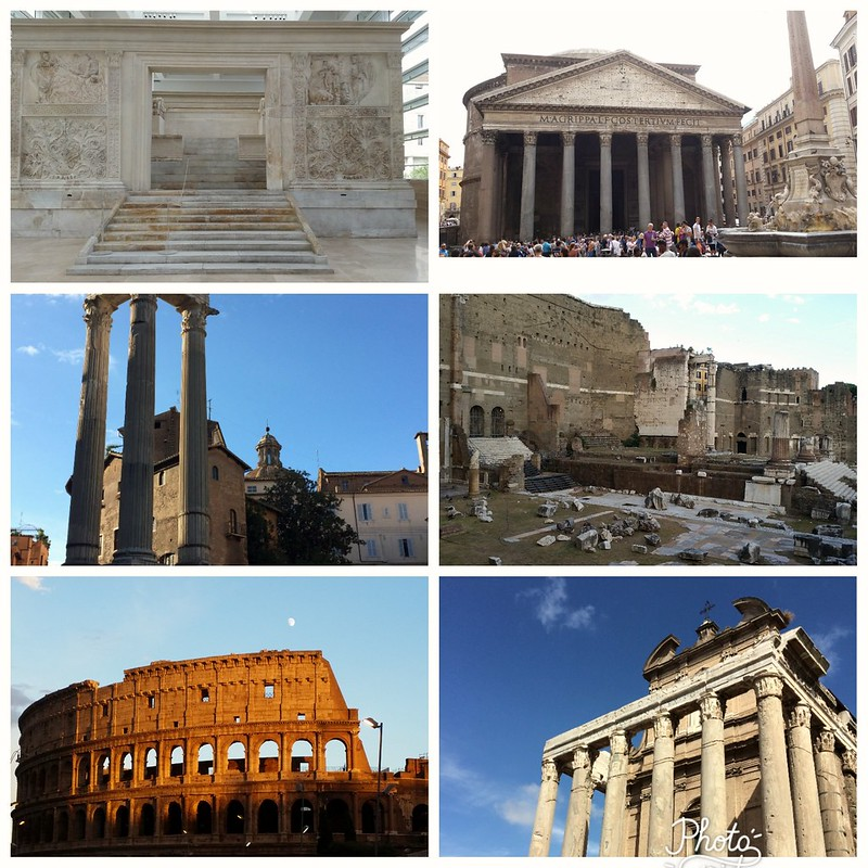 Rome for history