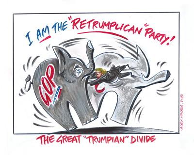 The Great Trumpian Divide