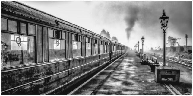 Your Train Awaits.....................................................HSS